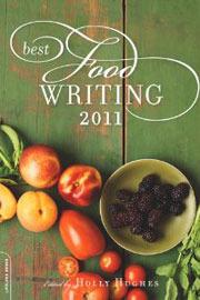 Jacket Image, Best Food Writing 2011