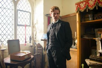 James Norton Brody as Sidney Chambers from Grantchester TV show