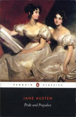 Cover image, Pride and Prejudice by Jane Austen