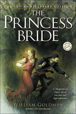 Cover image, The Princess Bride by William Goldman