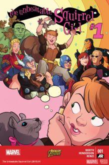cover image of Unbeatable Squirrel Girl Comic Vol 1
