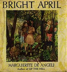 Jacket image, Bright April by Marguerite deAngeli