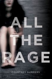 Book cover, All the Rage by Courtney Summers