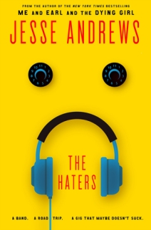 Jacket Image, the Haters by Jesse Andrews