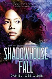 Jacket image, Shadowhouse Fall by Daniel Jose Older